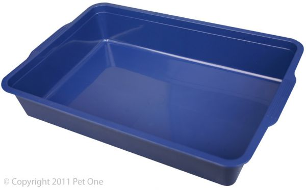 PET ONE Litter Tray Rectangle Small