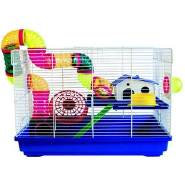 Bono Fido Mouse Cage with Tunnels Large