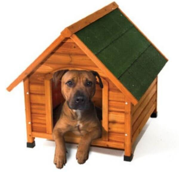 Bono Fido My Cottage Dog Kennel Small with Door